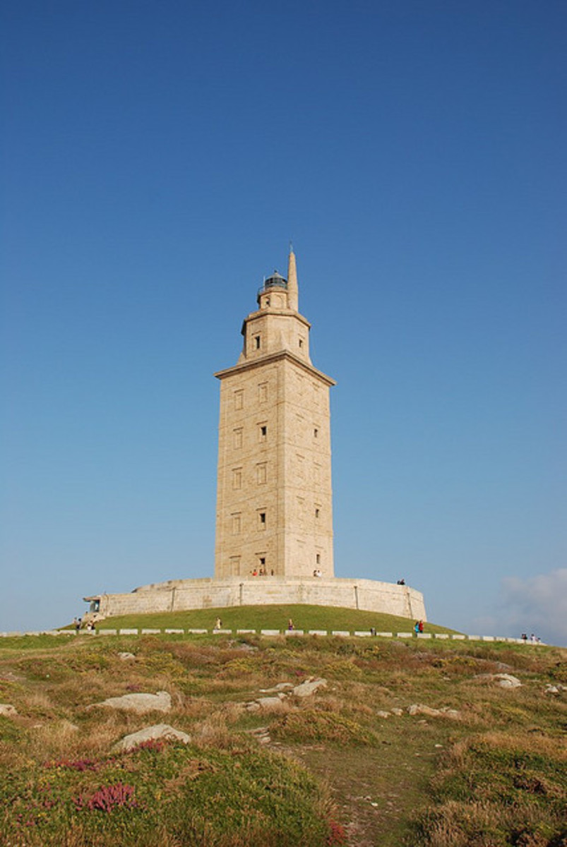 5 Ancient Roman Lighthouses You Can Still Visit
