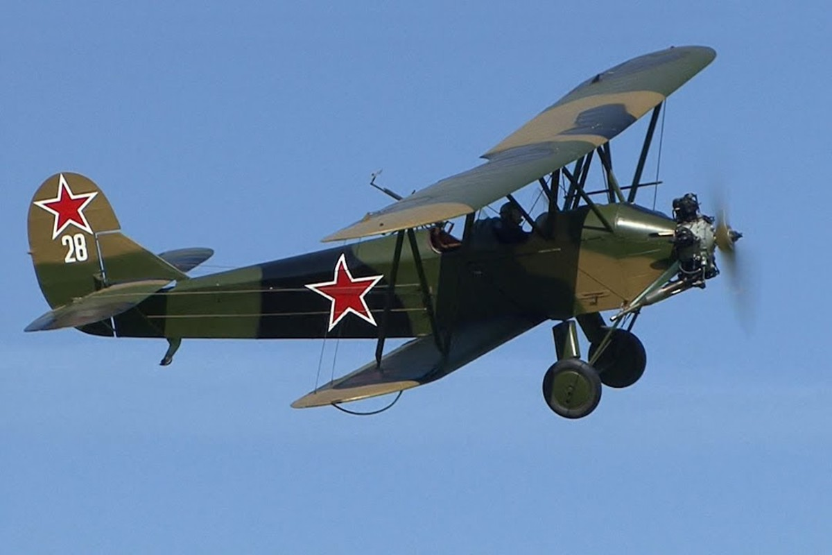 Night Witches plane