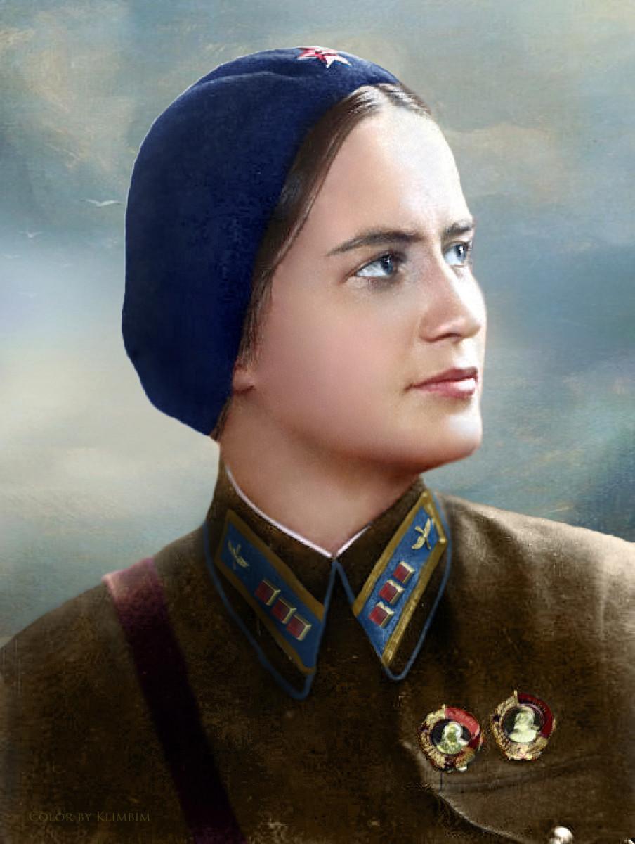 Marina Raskova