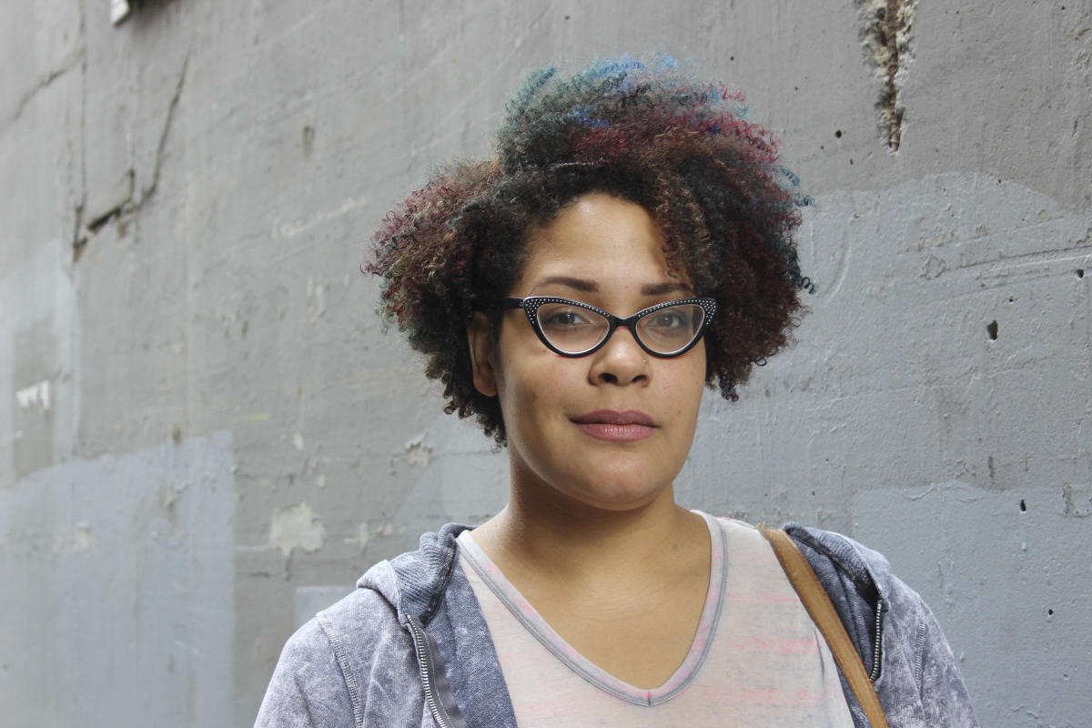 Ijeoma Oluo, the book's author