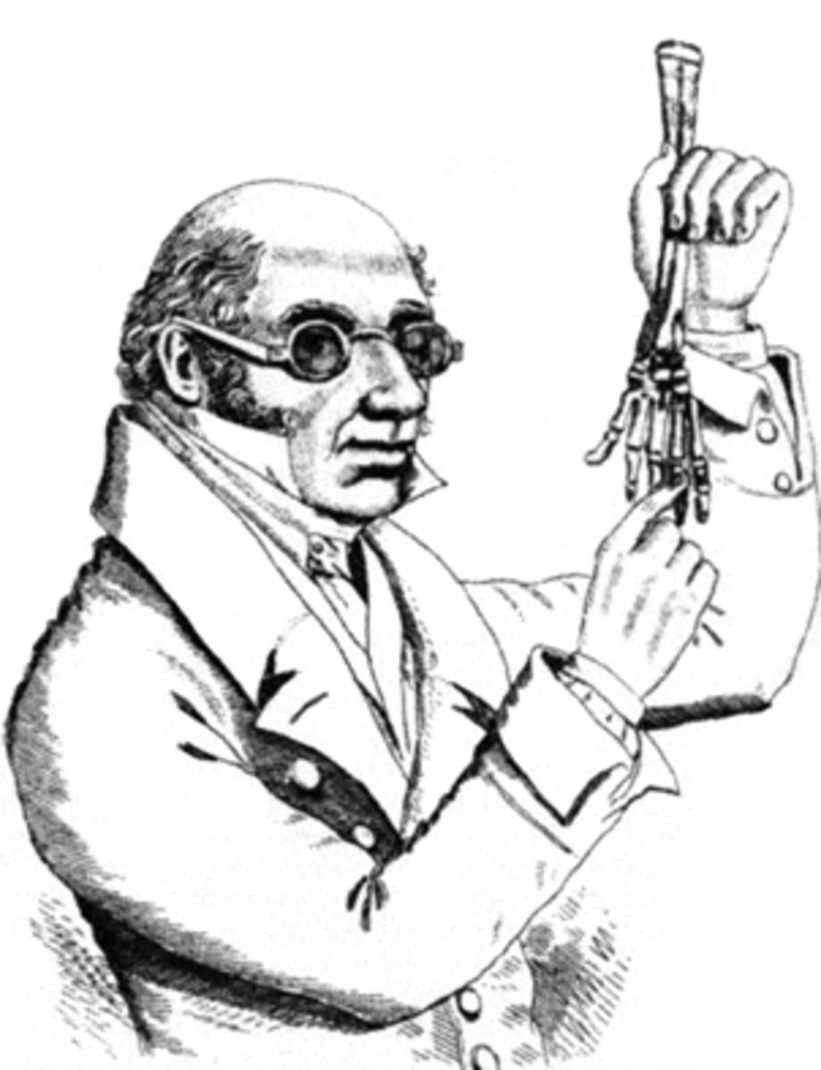 Dr. Robert Knox