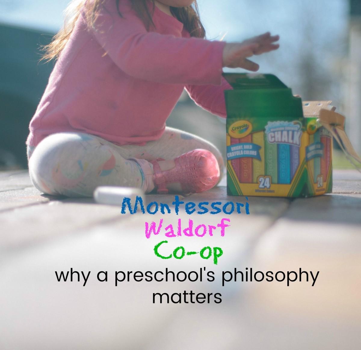 Montessori, Waldorf, & Co-Op: What Preschool Philosophy Fits Your Family?