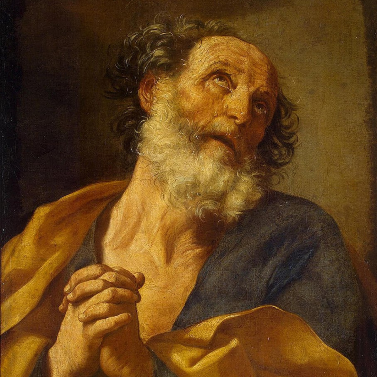 St. Peter was a fisherman.