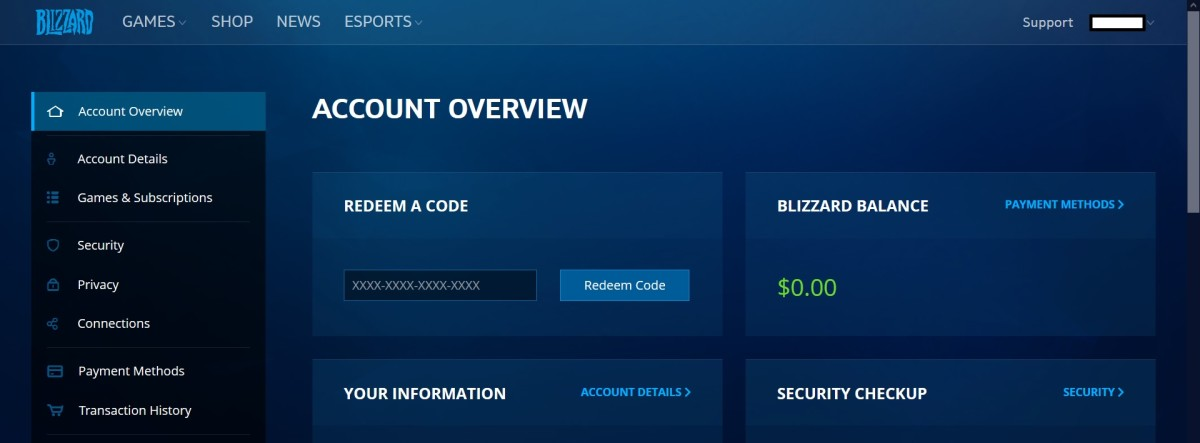 Entering your 16-digit game key into code redemption will add it to your account.