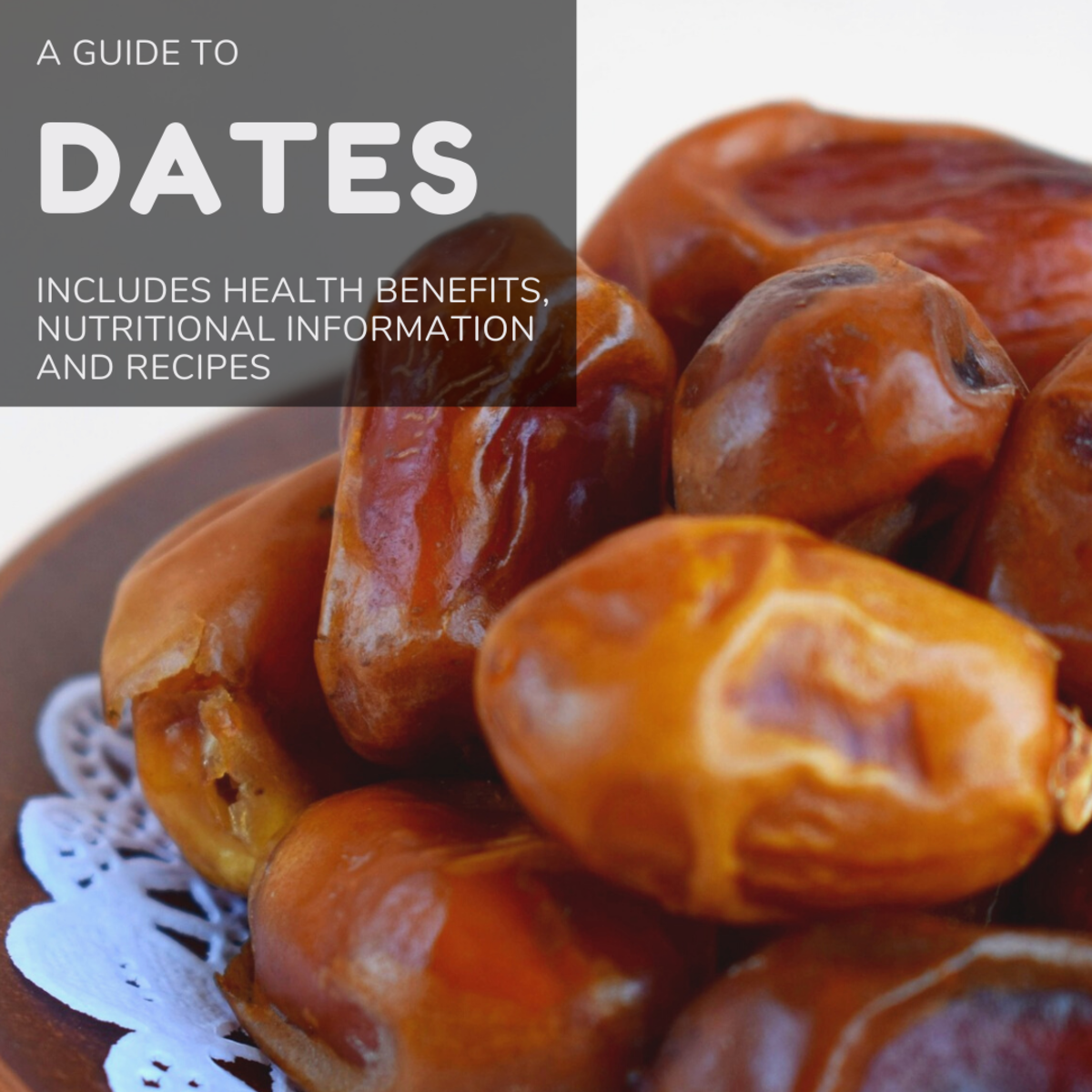 Dates are both sweet and nourishing!