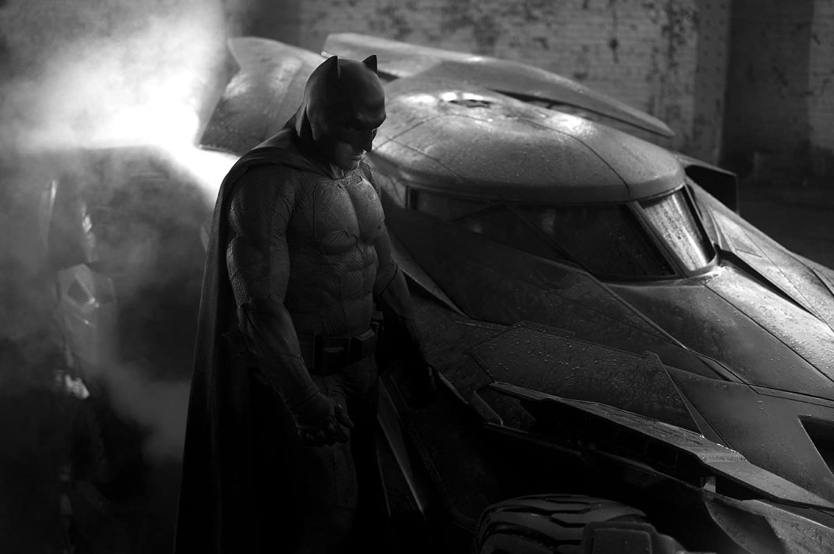 Ben Affleck as Batman is the best thing about this movie!