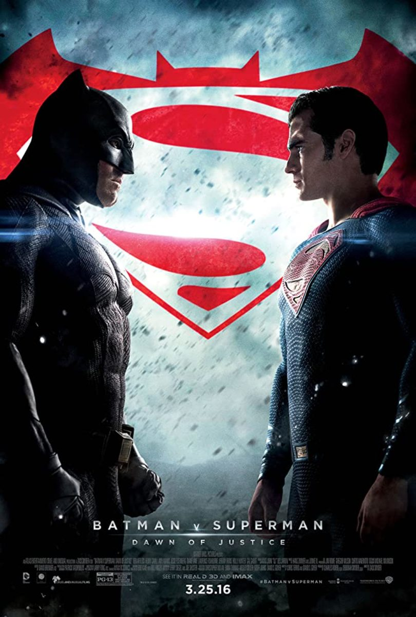 'Batman v Superman: Dawn of Justice - Ultimate Edition' (2016) A Vengeful Movie Review