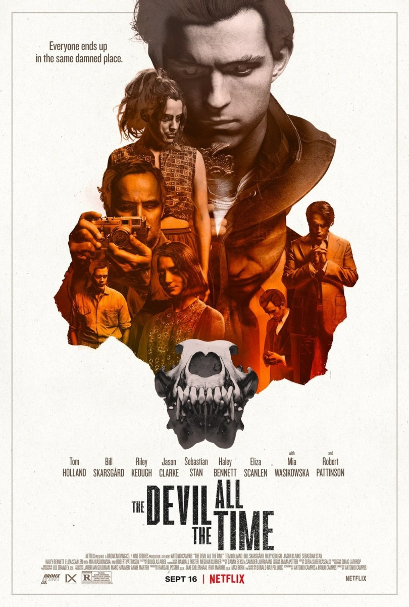 "Movie Review: ""The Devil All the Time"""