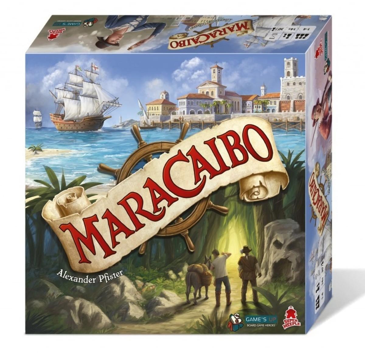 Maracaibo Legacy