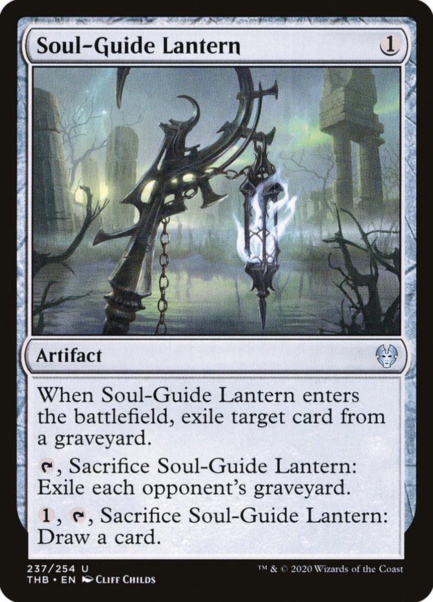 Soul-Guide Lantern mtg