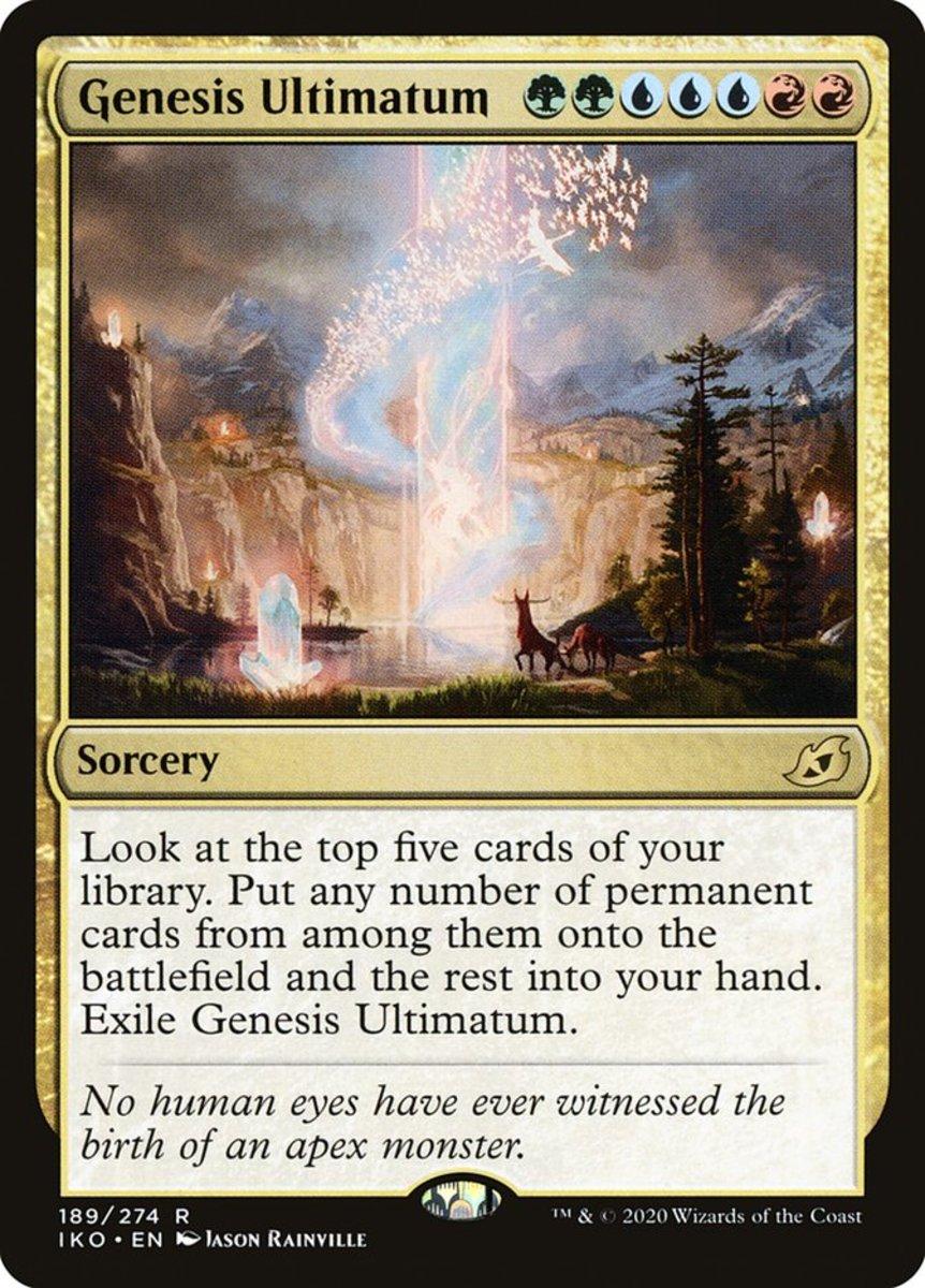 Genesis Ultimatum mtg