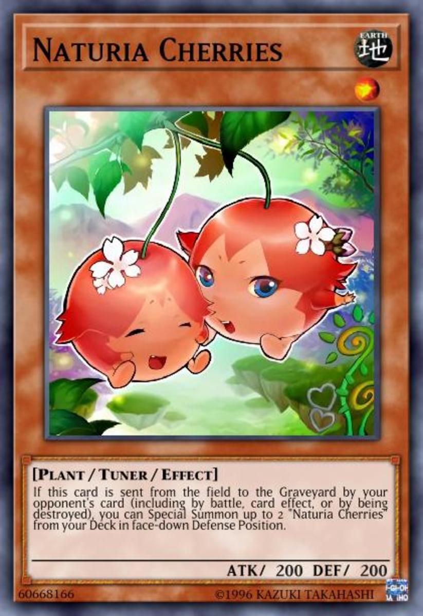 Naturia Cherries