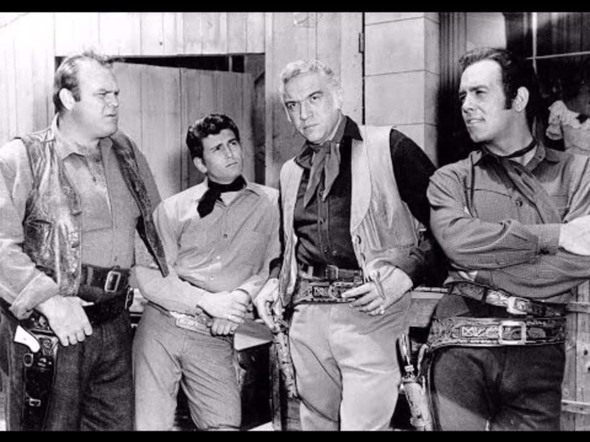 In 1965, Bonanza was the most popular TV show.