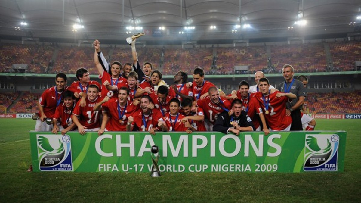 When Switzerland's Youth Stunned the World at the 2009 Under-17 World Cup