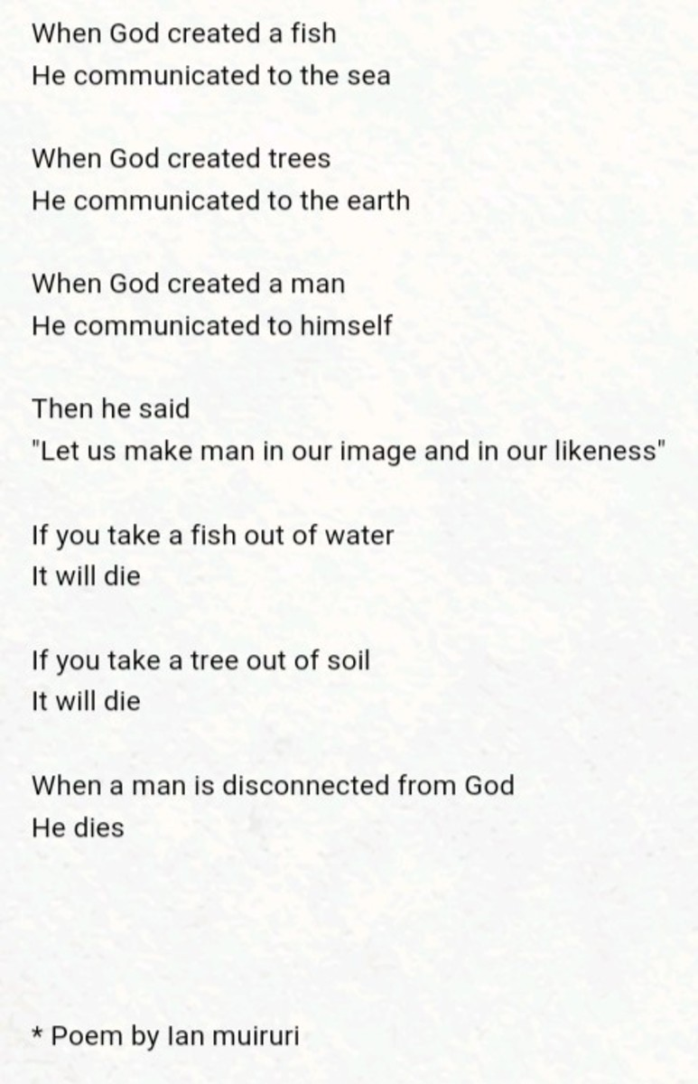 When God Wanted