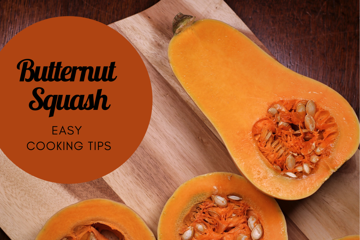 How to Cook Butternut Squash Three Ways