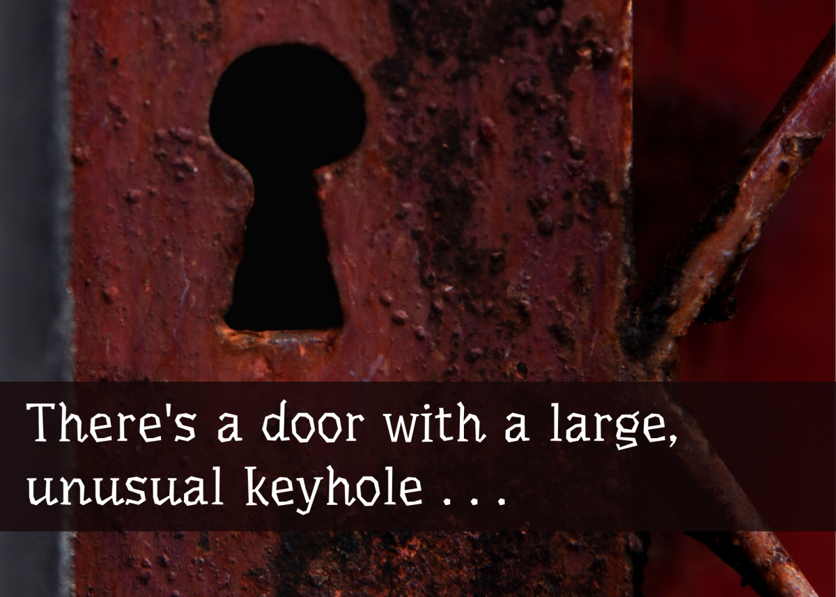 And the room is full of potential keys.