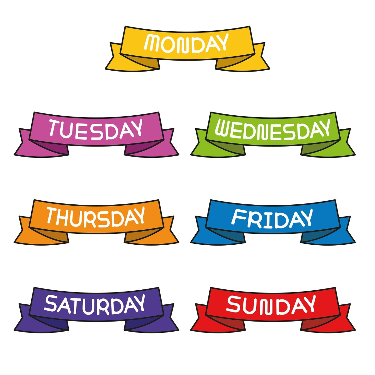 This article will provide information about the names of all the days of the week in French language.