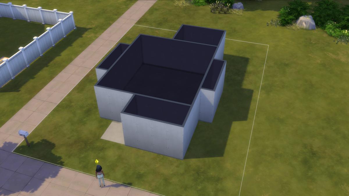 Build small, build smart.