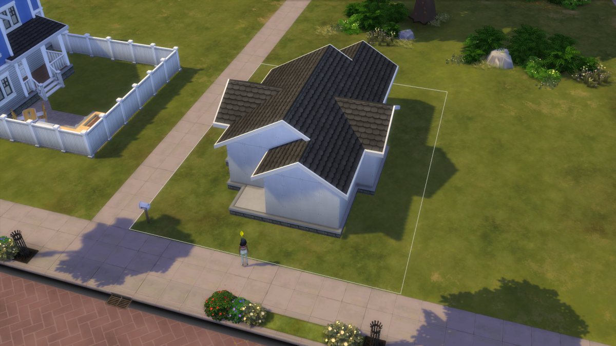 Roofs and foundations are free!