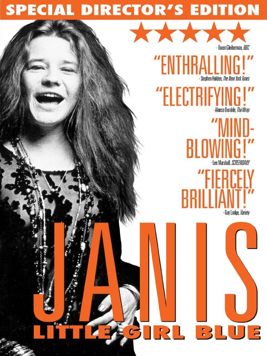 Janis: Little Girl Blue documentary