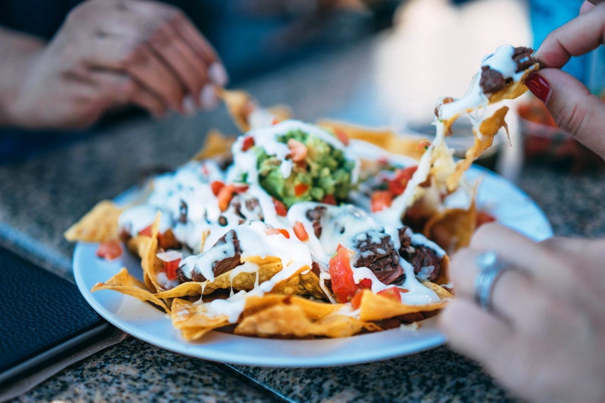 Can you share a plate of nachos and still be friends?