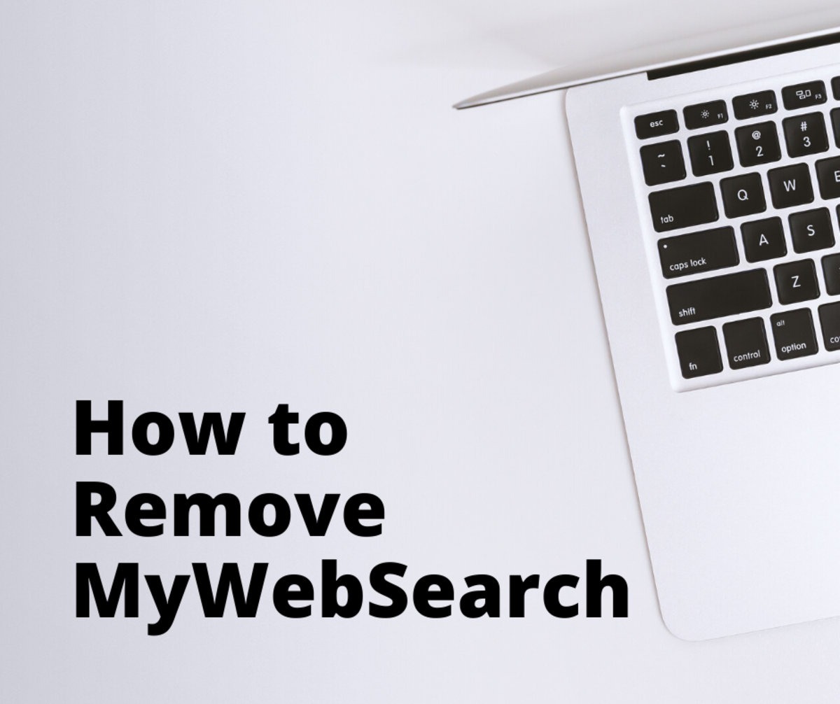 How to Remove MyWebSearch (Uninstall Guide)