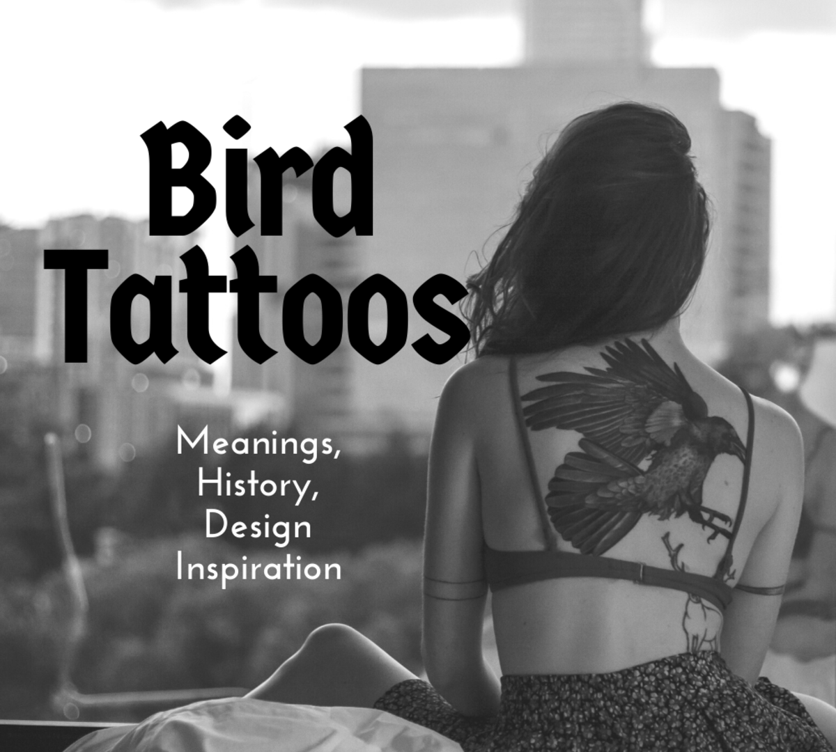 If you're considering a bird tattoo, get inspired by this collection of ideas and details about what different birds symbolize.