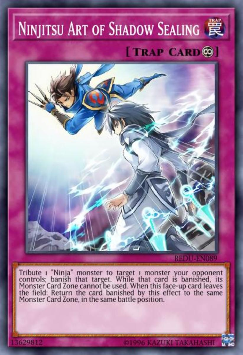Top 5 Monster-Zone Blocking Cards in Yu-Gi-Oh