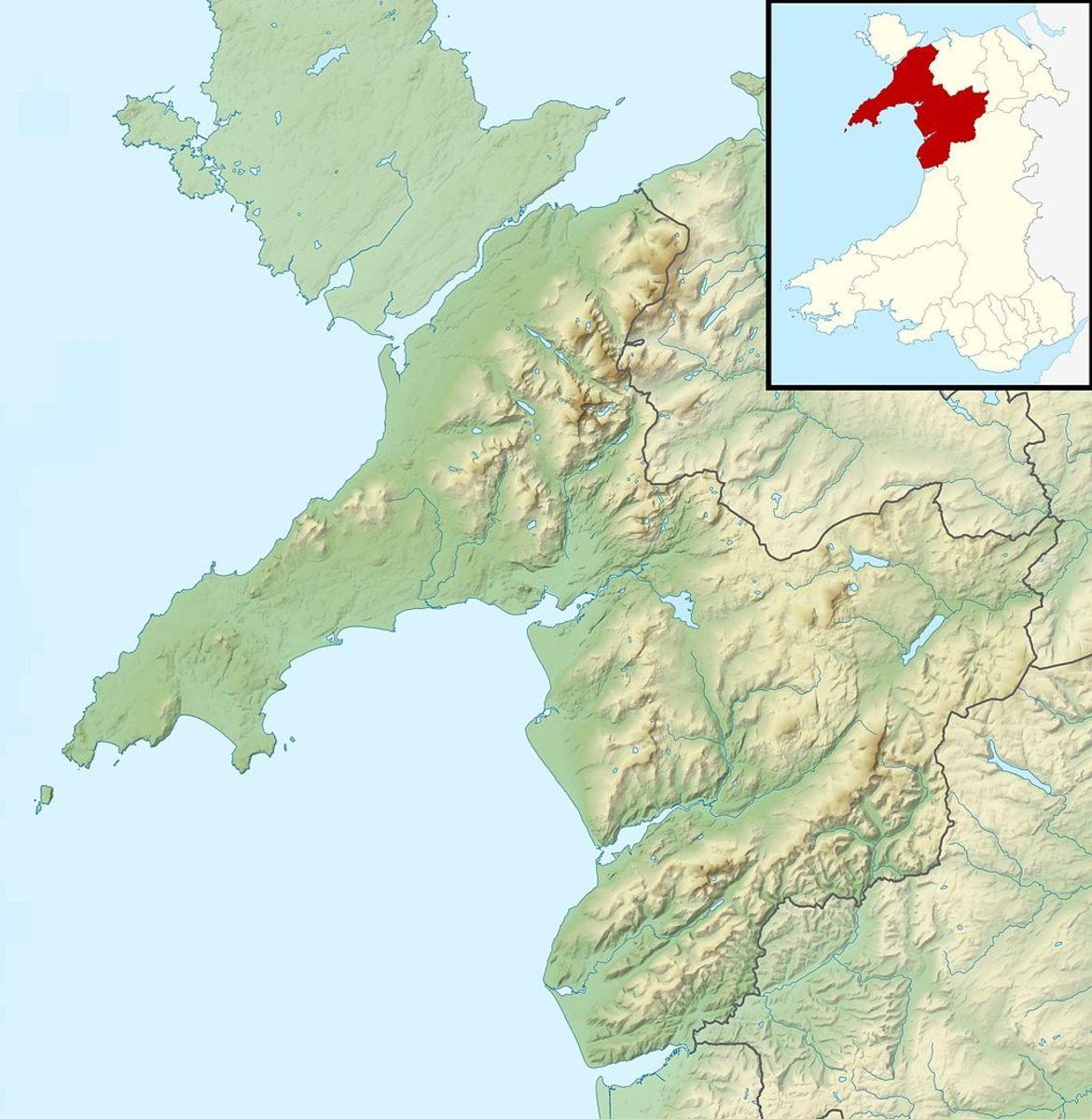 Snowdonia, Gwynedd, North Wales