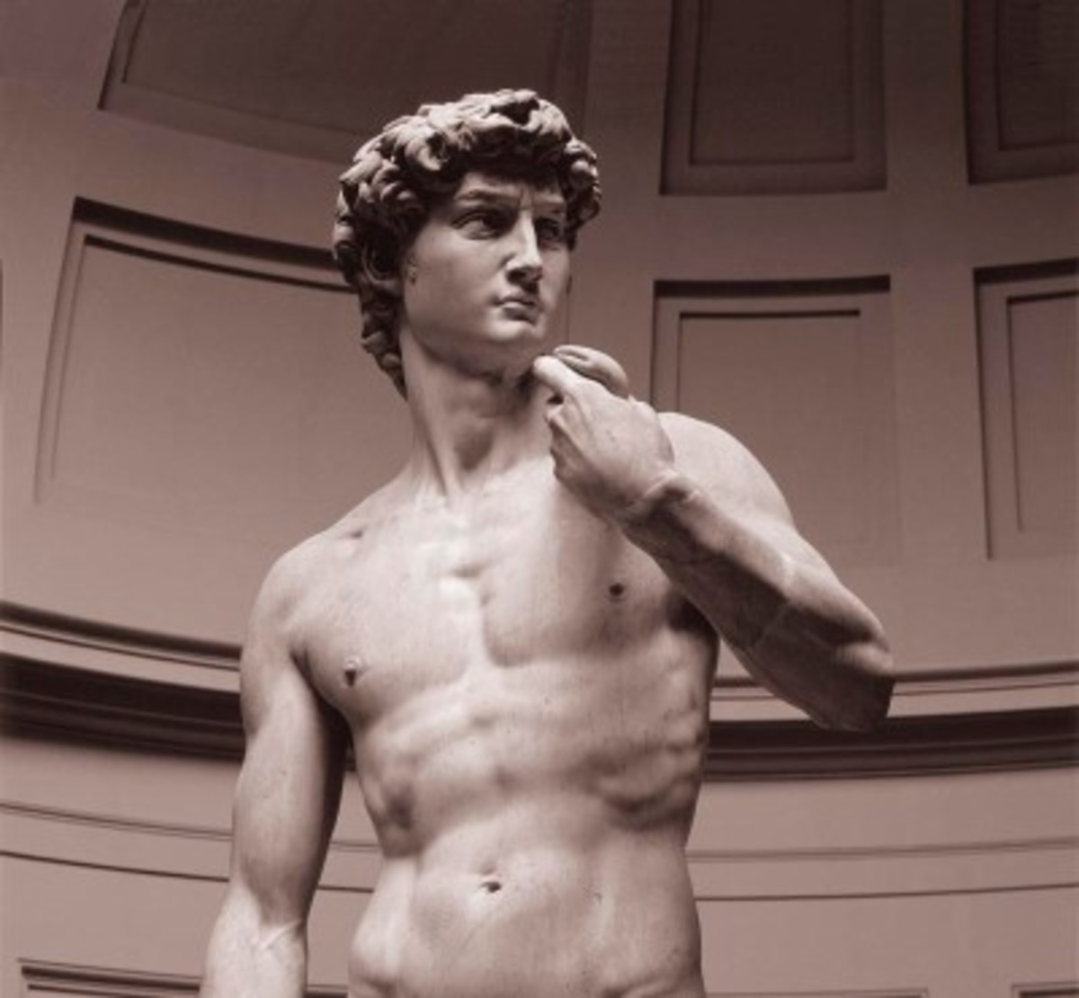 Michelangelo's David; Realist or Objectivist art?