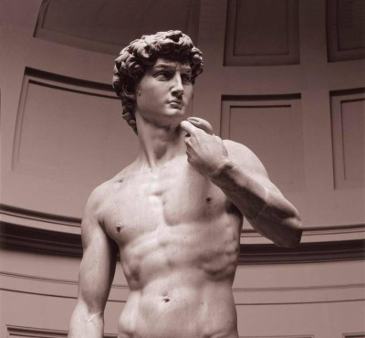 Michelangelo's David; Realist or Objectivist art?
