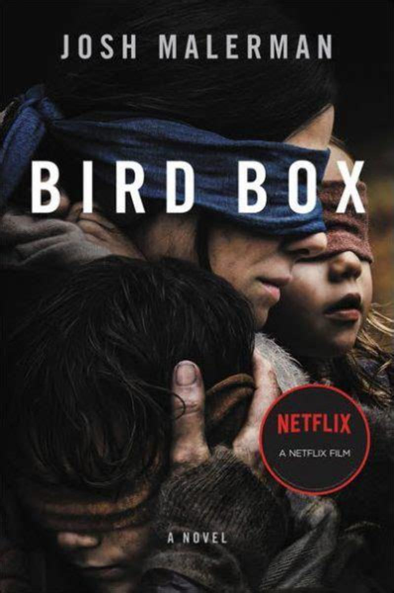 """""""Bird Box"""" by Josh Malerman"""