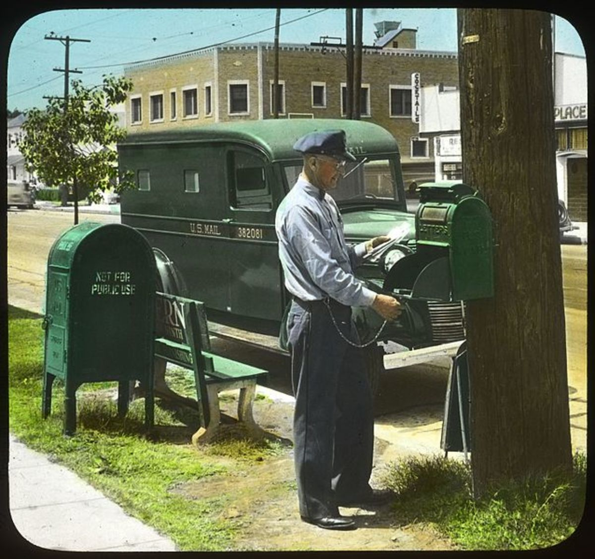 Cca Senior Citizens - Can Post-Fifties Survive the Post Office?