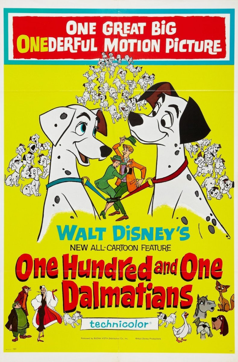 "Movie Review: ""One Hundred and One Dalmatians"""