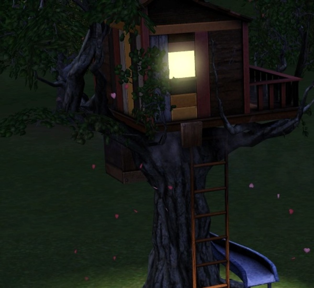 Treehouse WooHoo