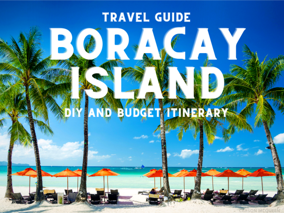 DIY Boracay Travel Guide and Budget Itinerary
