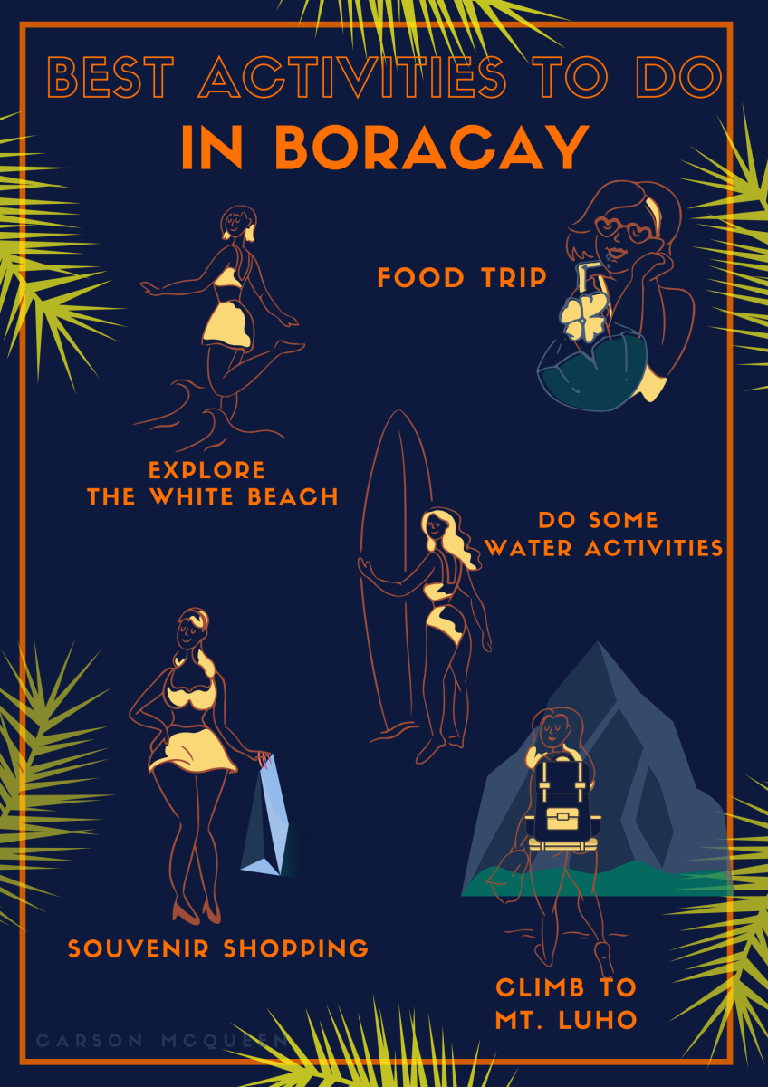 Best activities to do on Boracay Island.