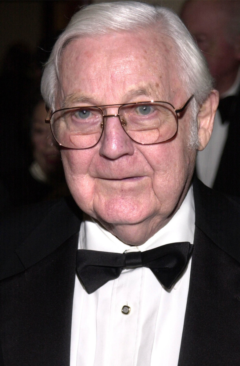Robert Wise at the 53rd Annual Directors Guild Awards, Century Plaza Hotel, 03-10-01