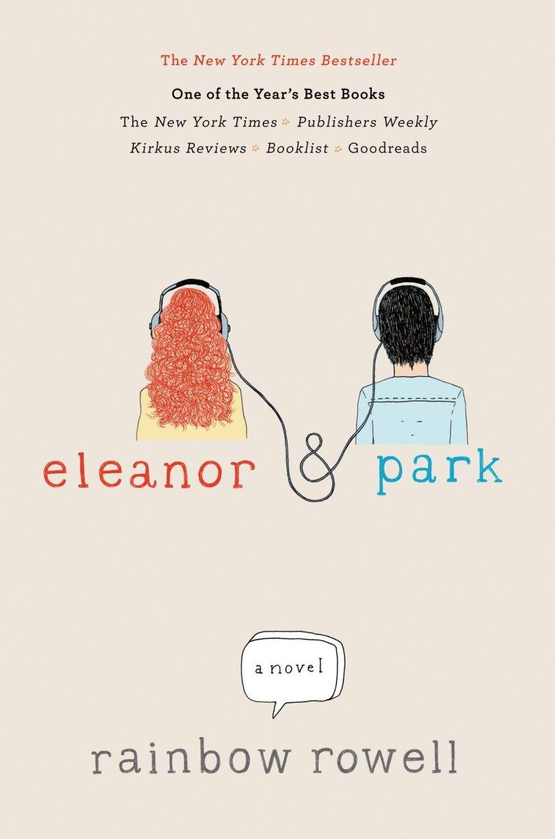 """""""Eleanor & Park"""" by Rainbow Rowell"""