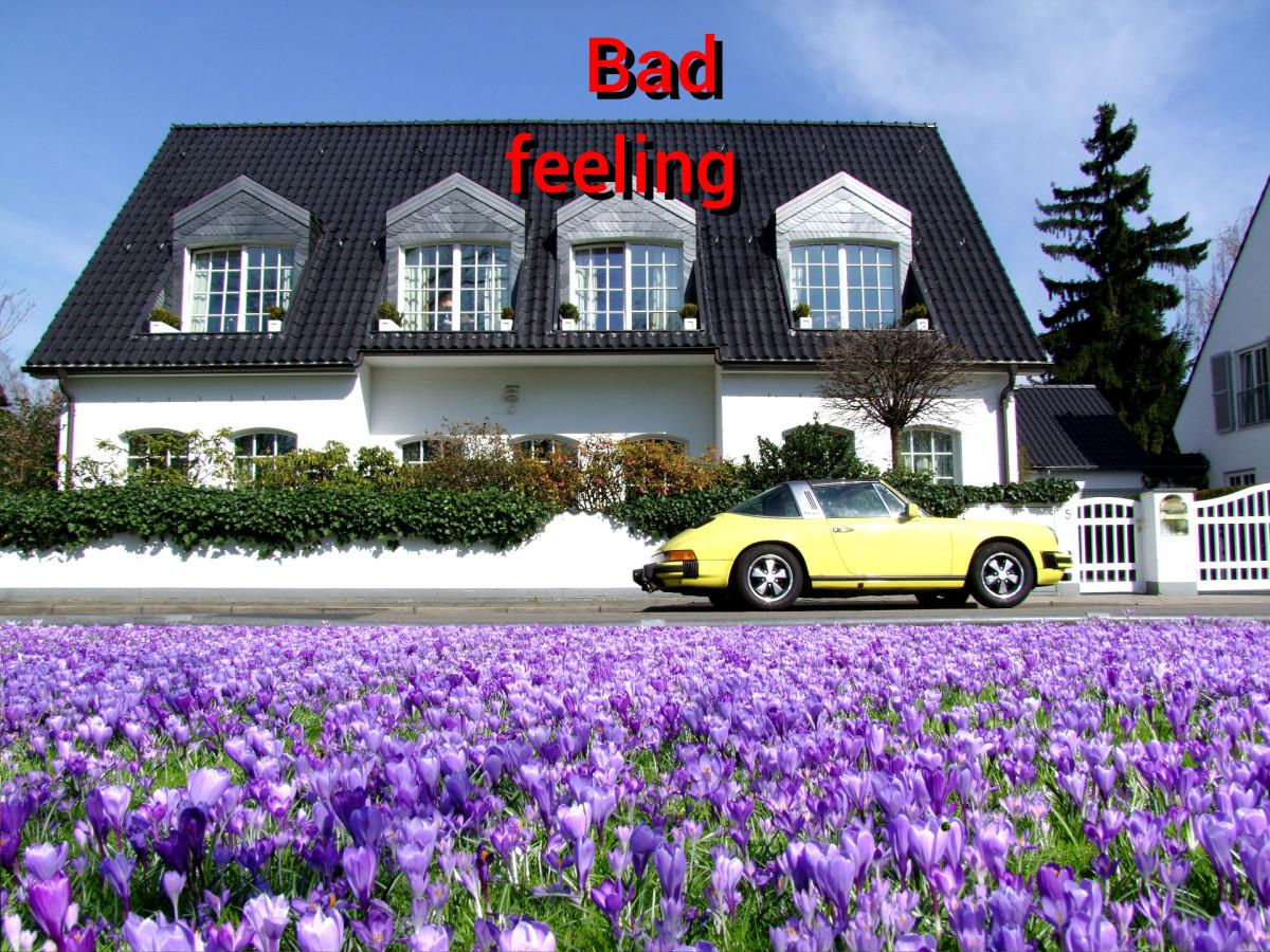 Poem: Bad Feeling