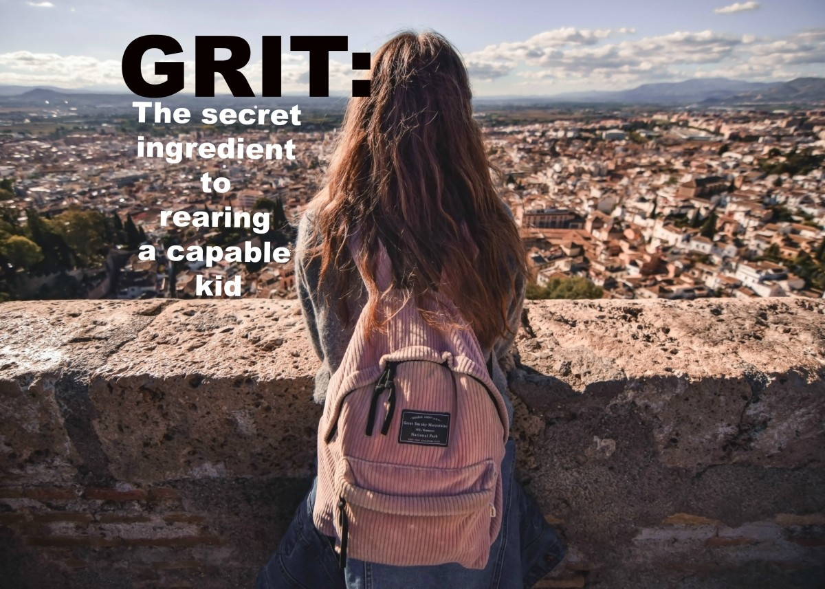 How to Be a Better Parent by Boosting Your Child's Grit
