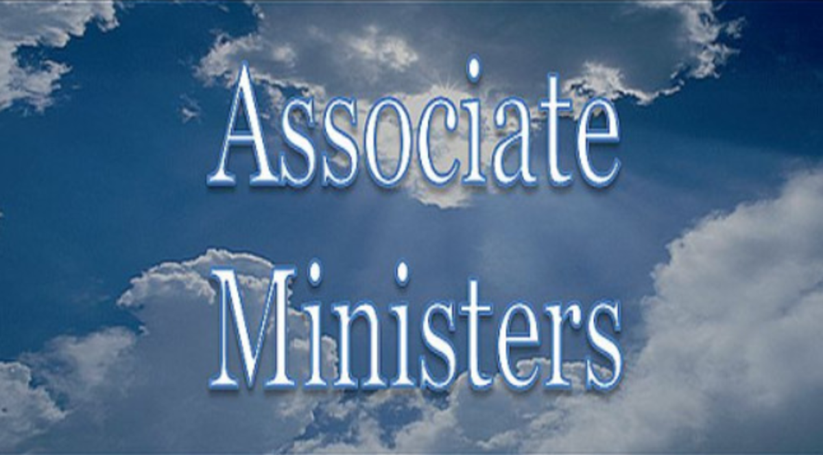 Associate Ministers: Duties and Responsibilities