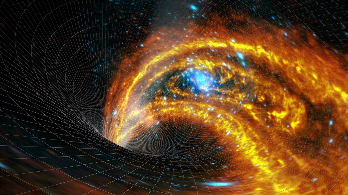 Ah, those good ol' black holes...