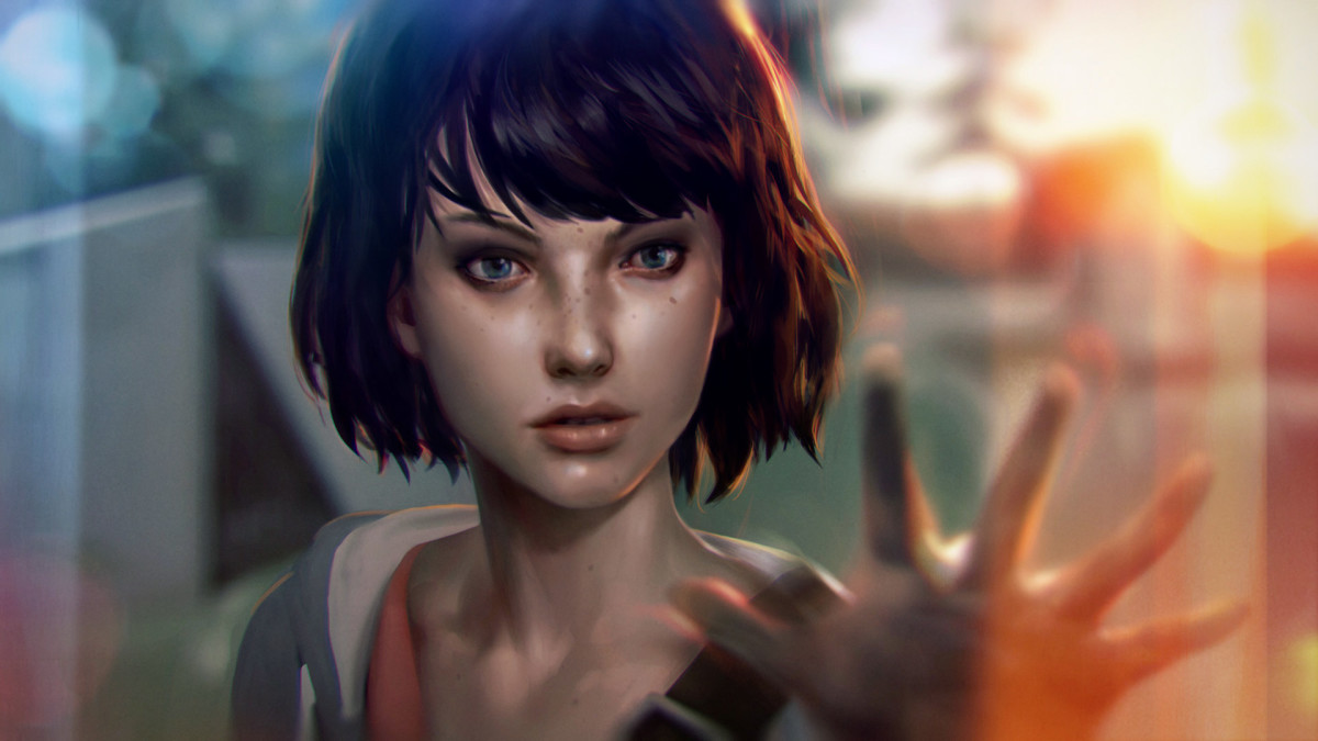 Max, the protagonist of Life is Strange.