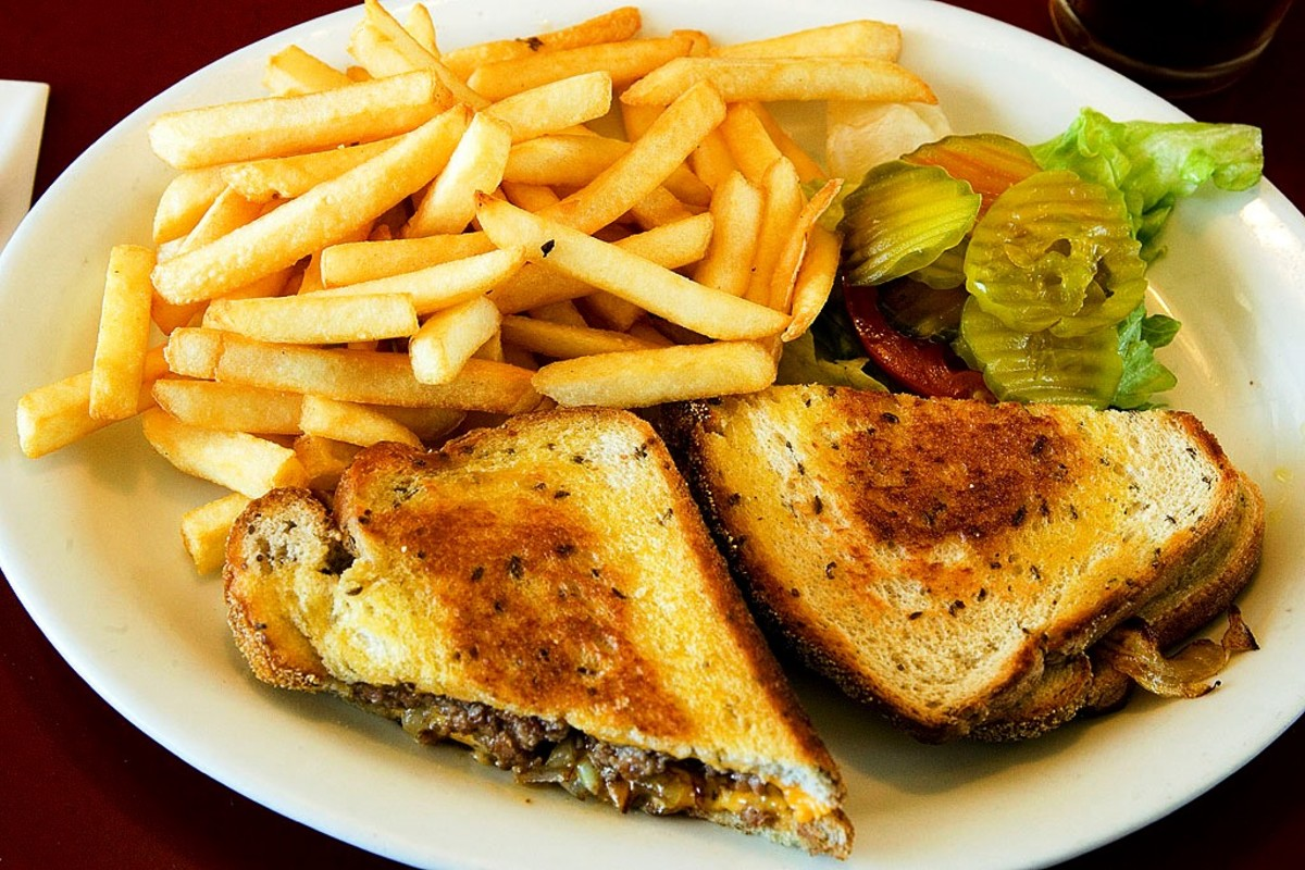 Patty Melt: The Perfect Roadside Diner Sandwich (and 3 Fun Spinoffs)
