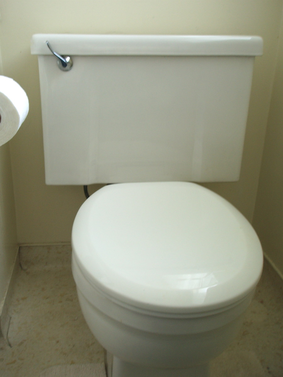 Tank-Type Toilet
