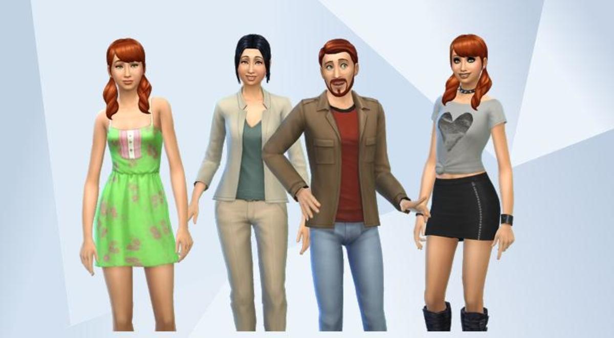 Classic Sim Family Challenge
