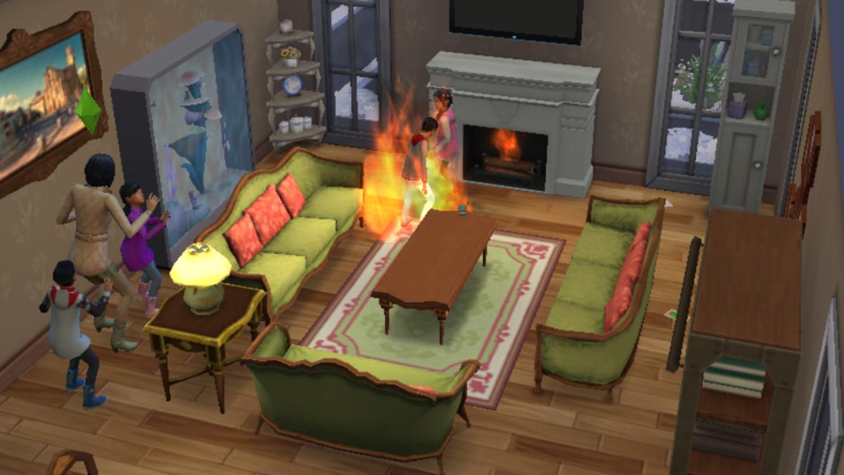 Survivor: Sims Addition