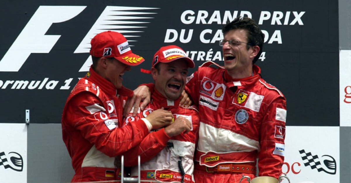 The 2004 Canadian GP: Michael Schumacher's 77th Career Win